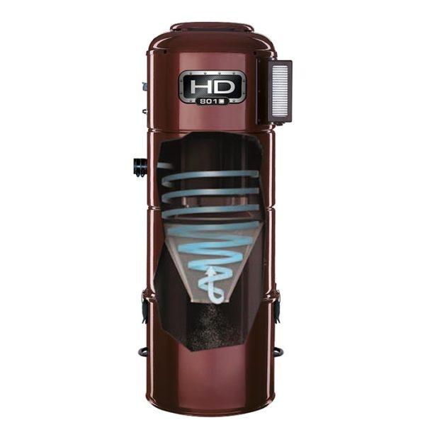 HD801C Cykloniczny