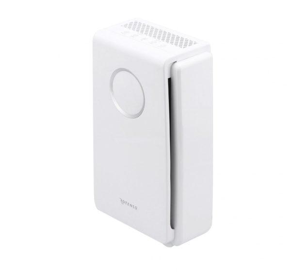 Oczyszczacz powietrza z nawilżaczem Rotenso Ione I31W R10 SMART - bokiem