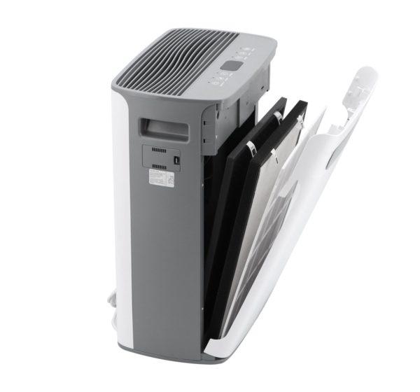 Oczyszczacz powietrza z nawilżaczem Rotenso Ione I31W R10 SMART - po otwarciu
